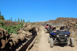 Buggy offroad à Tenerife