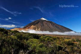 Teide super volcan