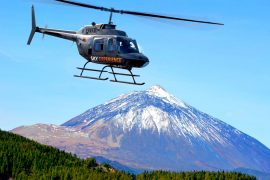 Helicopter Tenerife