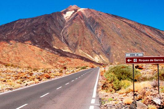 Excursion au Teide