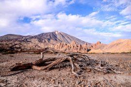 Le désert d'Ucanca