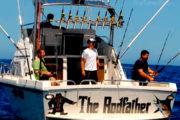 Bateau de pêche Rodfather