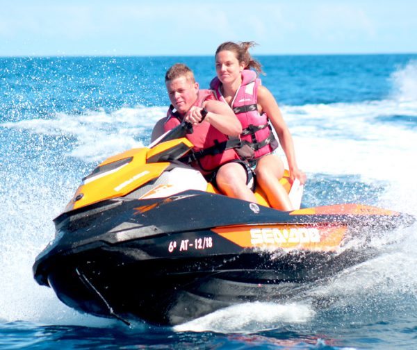 Jet Ski Puerto Colon