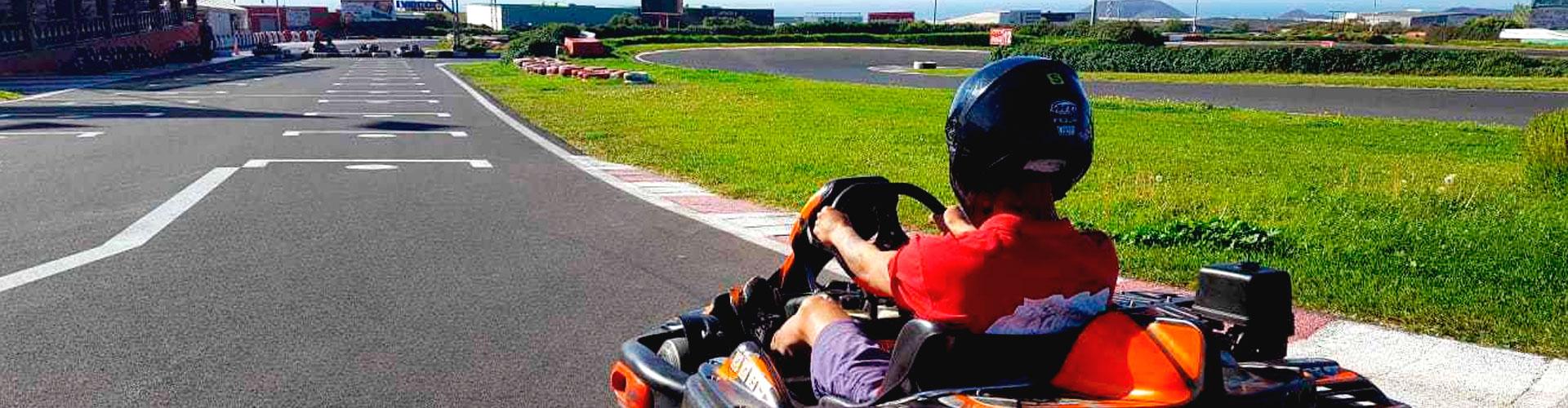 Karting Club à Tenerife