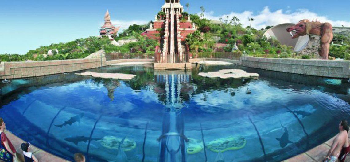 Siam Park Meilleur Parc Aquatique au Monde